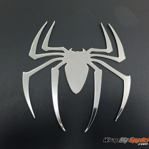 Conform-Chrome-dimensional-spider-emblem
